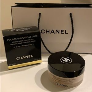 Chanel Translucent 20 Clair natural loose powder